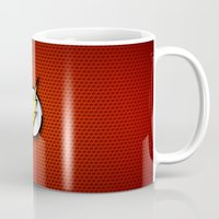 the flash Mugs featuring FLASH by neutrone