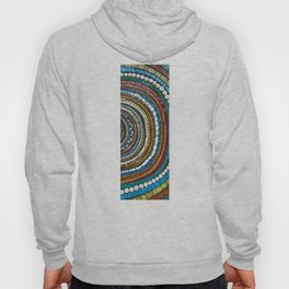 Mosaic Beyond the Center Hoody