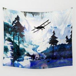 Yukon Ho! Wall Tapestry