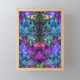 Lin's Dreams 7 Framed Mini Art Print