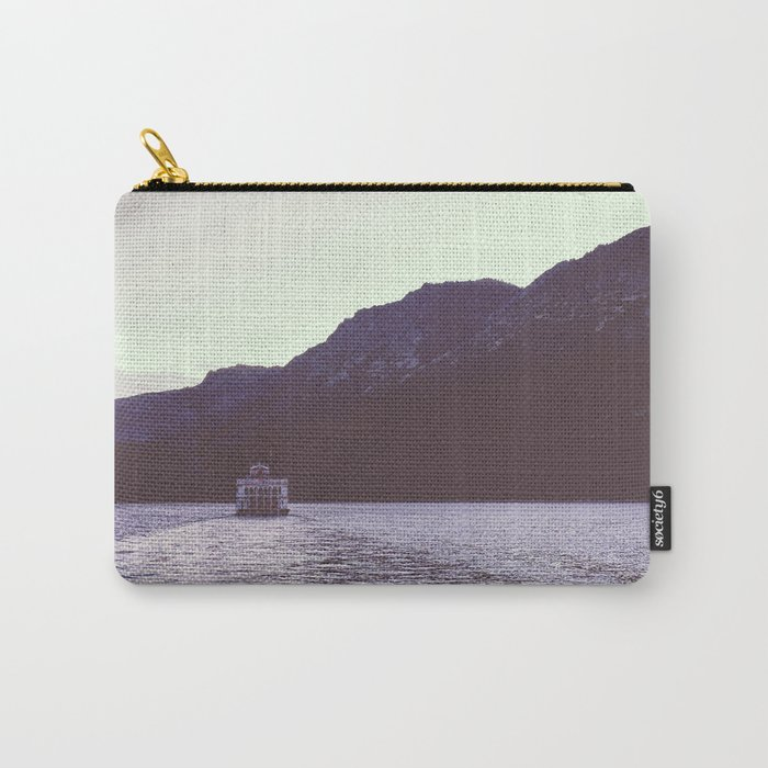 Sternwheeler on Lake Tahoe Carry-All Pouch
