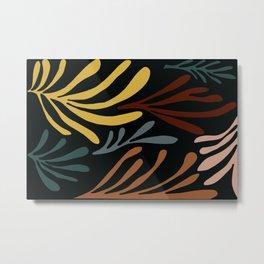 nature flow #1 Metal Print