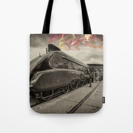 Electrical Steam Tote Bag