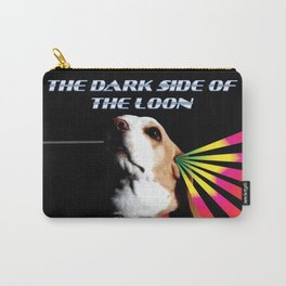 Dark Side of the Loon Carry-All Pouch