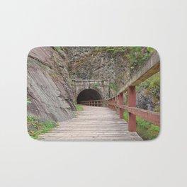 Paw Paw Tunnel Bath Mat