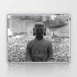 Sitting Buddha Laptop & iPad Skin