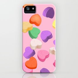 Valentine's Day Candy iPhone Case