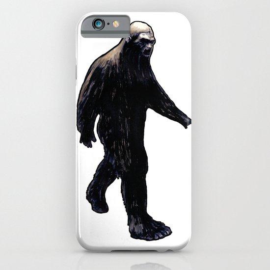 Bigfoot iPhone & iPod Case