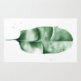 Banana Leaf no.5 Rug