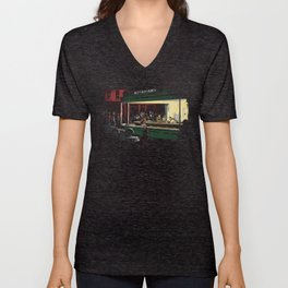 Nightwalkers Unisex V-Neck