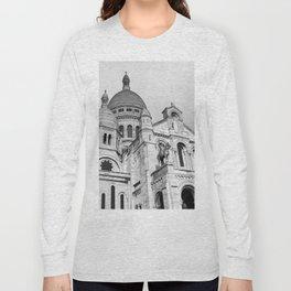 Sacre Coeur Montmartre Paris Long Sleeve T-shirt