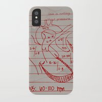 cabin pressure iPhone & iPod Cases featuring Pressure by Scotty Fagaly