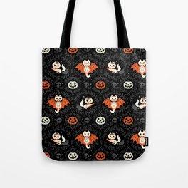 Spooky Kittens Tote Bag