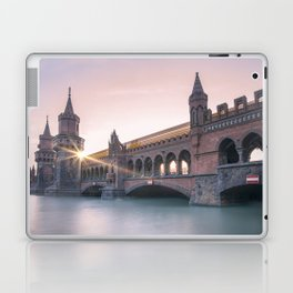Berlin Oberbaumbridge Laptop & iPad Skin
