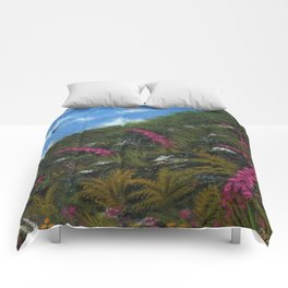 Foxglove Hedgerow Comforters