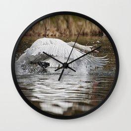 Take Off Wall Clock
