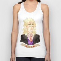 jjba Tank Tops featuring SPEED by The SkeletEgg Foundation