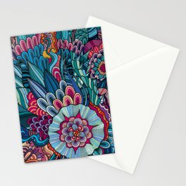 flowers /Agat/ Stationery Cards