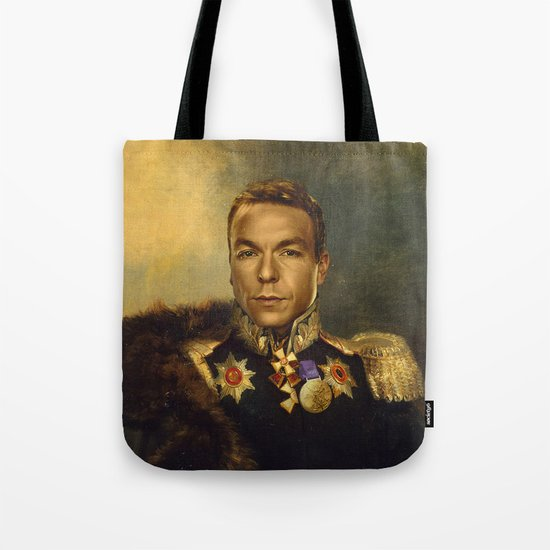 Sir Chris Hoy - replaceface Tote Bag