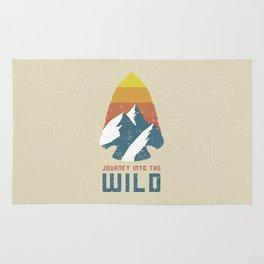 Journey Into the Wild Rug