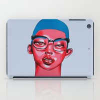 austin iPad Cases featuring AUSTIN by Zelda Bomba