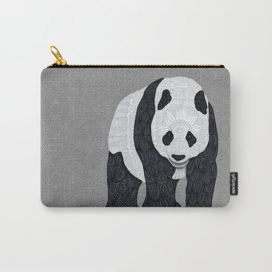 Papa Panda Carry-All Pouch