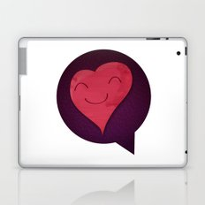 Pushing Love Like Pimps Laptop & iPad Skin