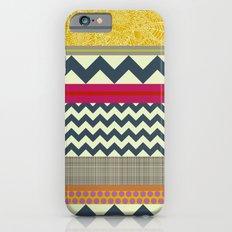 New York Beauty stripe iPhone 6s Slim Case