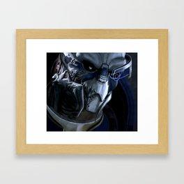 Garrus Vakarian Framed Art Print