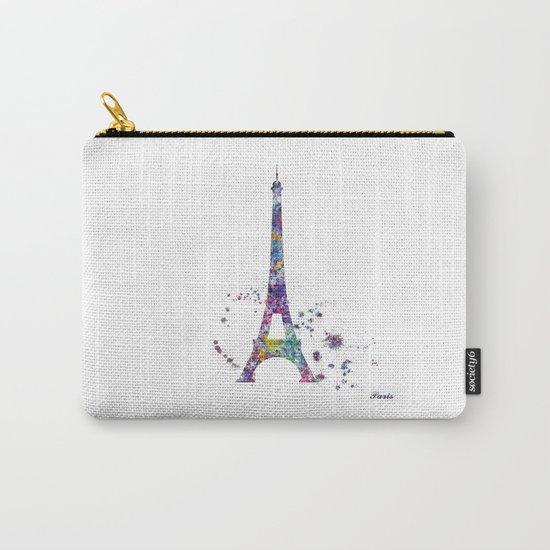 Eiffel tower - Paris Carry-All Pouch