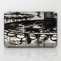 architect iPad Cases featuring Architect Invader by Paul Prinzip