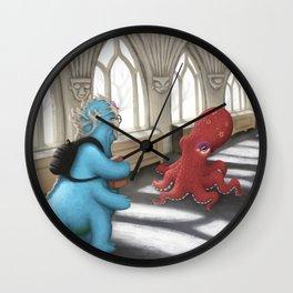 TMGU Wall Clock
