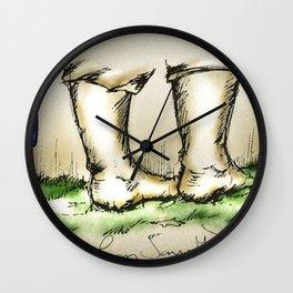 Tom Sawyer Wall Clock