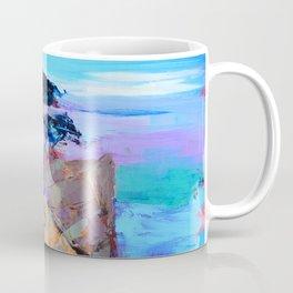 Lone Cypress - California Coffee Mug