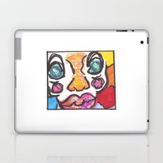 born and raised Laptop & iPad Skin