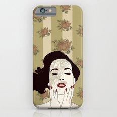 Vintage Glamour Slim Case iPhone 6s