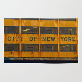 City of New York too Rug
