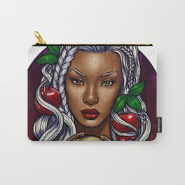 Snow White (transparent background) Carry-All Pouch