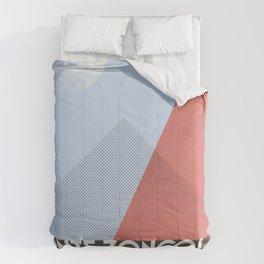 Monte Zoncolan / Cycling Comforters