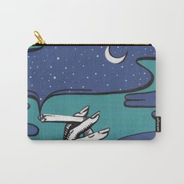 Hazey Carry-All Pouch