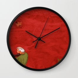 The Marvellous Musician Wall Clock