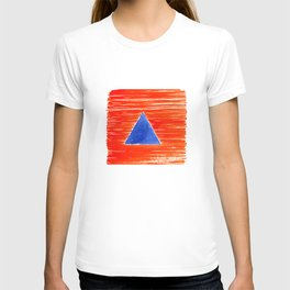 orange desert T-shirt