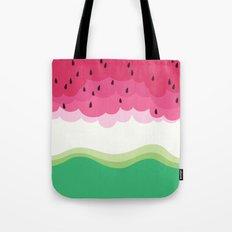 Big watermelon Tote Bag