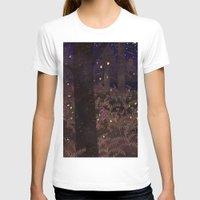 fireflies T-shirts featuring fireflies by Lara Paulussen