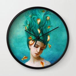 Sweet Allure Wall Clock