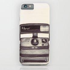 Ballpoint Palaroid Camera Slim Case iPhone 6s