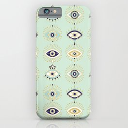 Evil Eye Collection iPhone Case