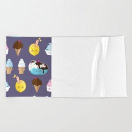 Treats Beach Towel