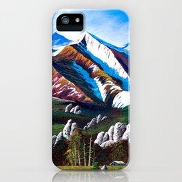 Rocky's Karst Plateau iPhone Case