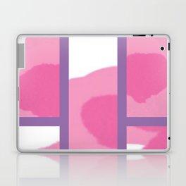 Expressive Windows of Purple Laptop & iPad Skin